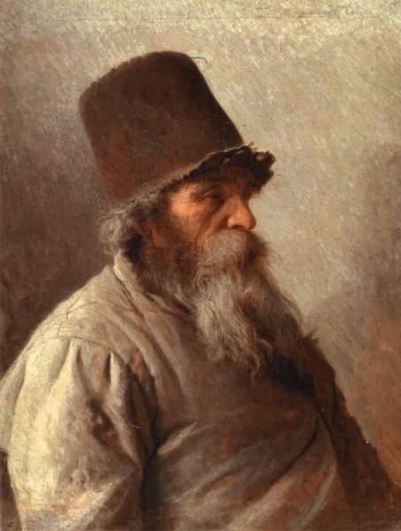 Kramskoi Village Elder
